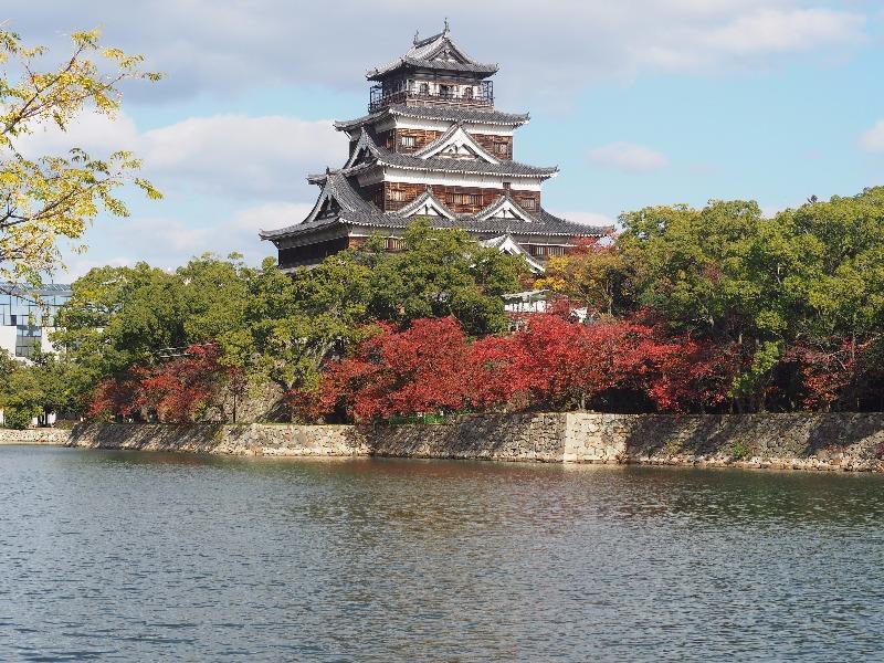 広島城 堀(5)