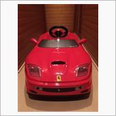 フェラーリ・550バルケッタ?ペダルカー