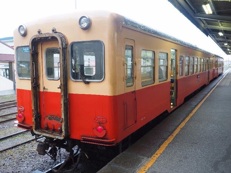 小湊鐵道 五井駅 キハ200形気動車