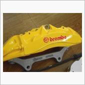 brembo 6Potブレーキキット