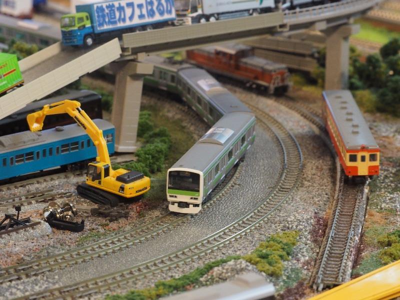 鉄道カフェはるか JR東日本 E231系500番台(山手線)