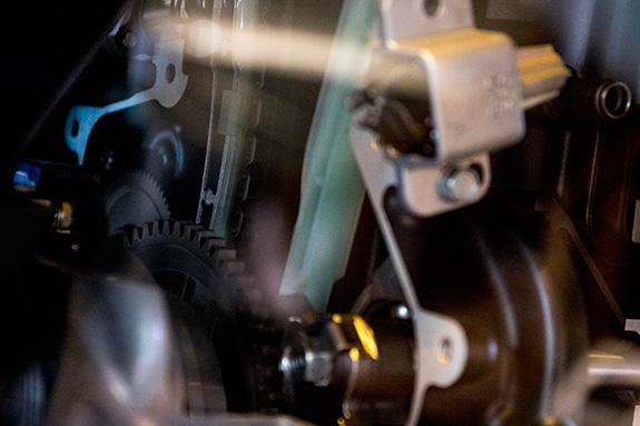 YAMAHA Marine Engine TR-1 Cut Model ヤマハ マリンエンジン カットモデル