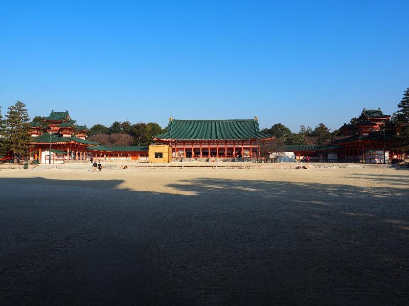 平安神宮 太極殿