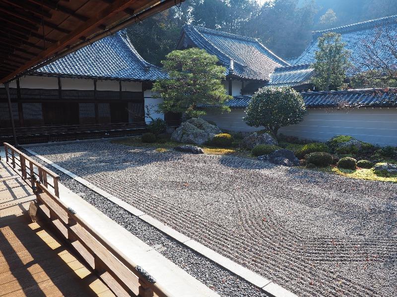 南禅寺 方丈(清涼殿)方丈庭園