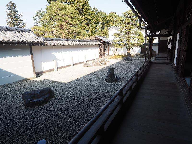 南禅寺 方丈(清涼殿)小方丈庭園(如心庭)