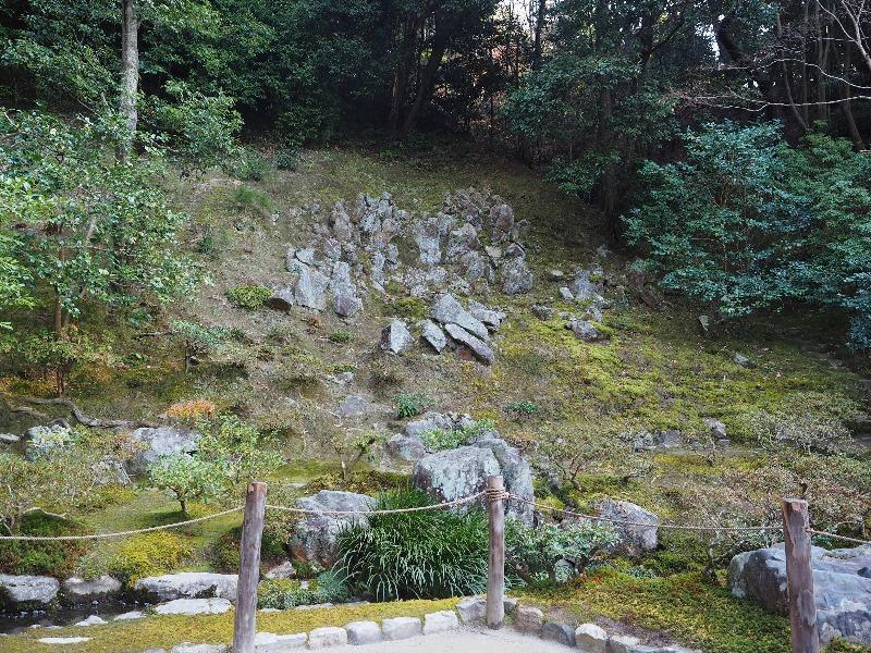 東山慈照寺(銀閣寺)お茶の井