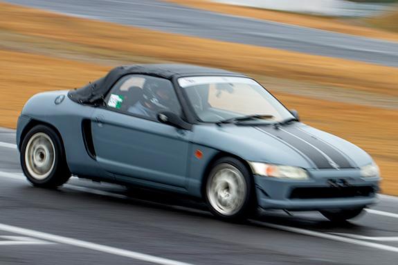 Honda Beat ホンダ ビート 鈴鹿南コース