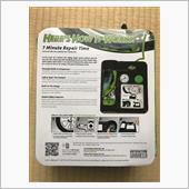Slime パンク修理キット オートマチックタイプ!コンプレッサー付属