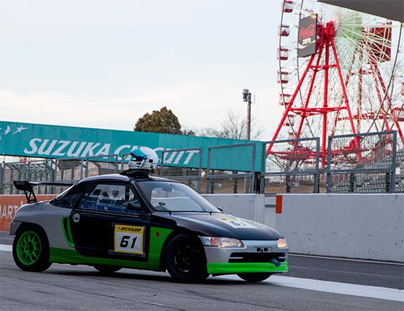 Honda Beat ホンダ・ビート 鈴鹿サーキット 鈴鹿フルコース