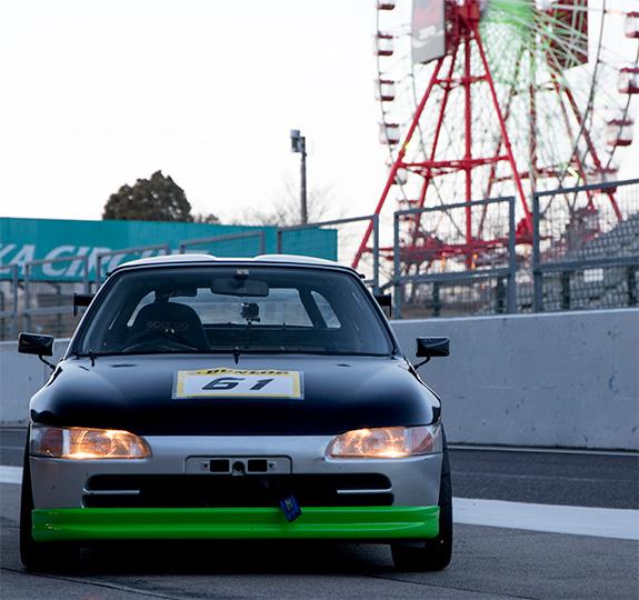 Honda Beat ホンダ・ビート mistbahn号 鈴鹿フルコース Suzuka Circuit