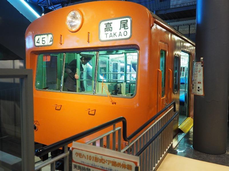 鉄道博物館 クモハ101形式電車