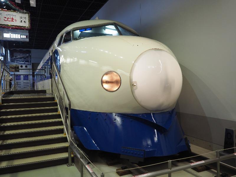 鉄道博物館 0系 東海道新幹線