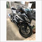"""""""カワサキ Ninja 250 ABS KRT Winter Test Edition""""の愛車アルバ"""