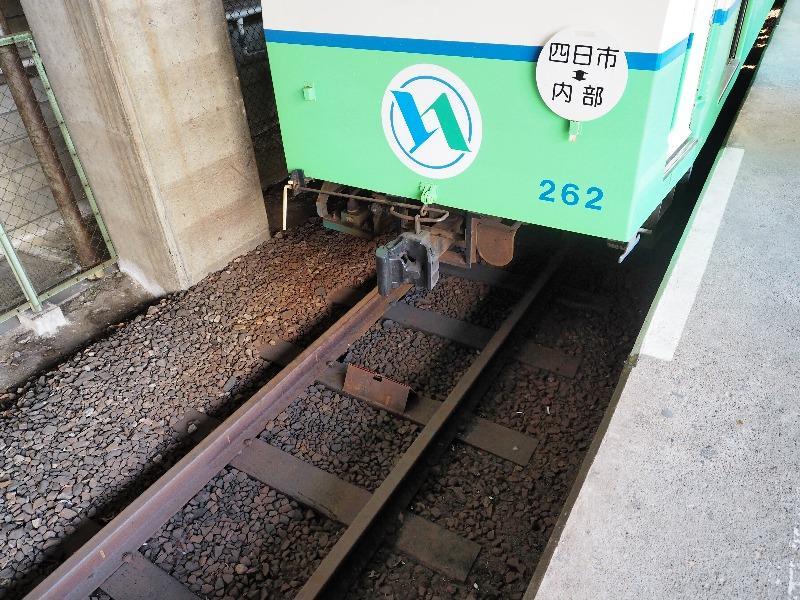 四日市あすなろう鉄道 特殊狭軌線(762mm軌間)