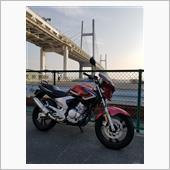 """""""ヤマハ YBR250""""の愛車アルバム"""