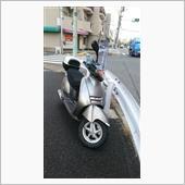 """""""ホンダ リード100""""の愛車アルバム"""