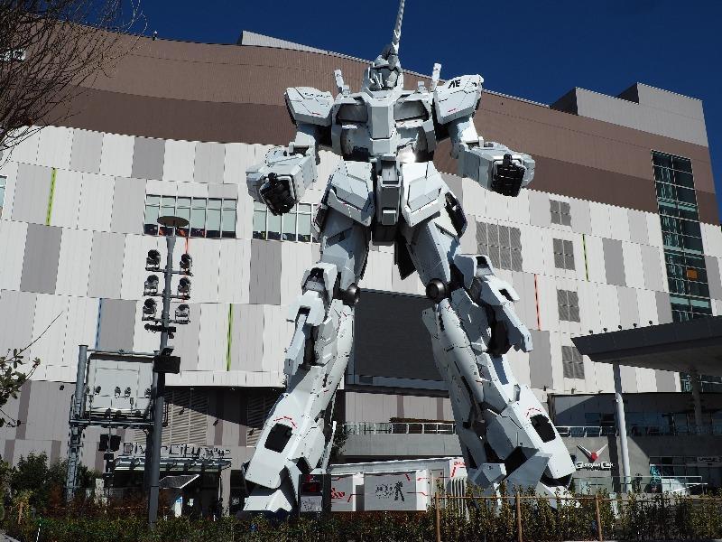 ダイバーシティ東京プラザ RX-0 ユニコーンガンダム Ver. TWC