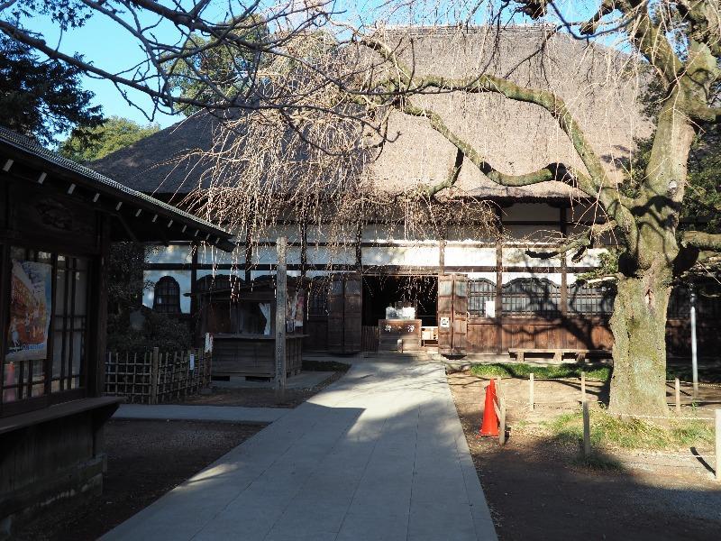 茂林寺 本堂