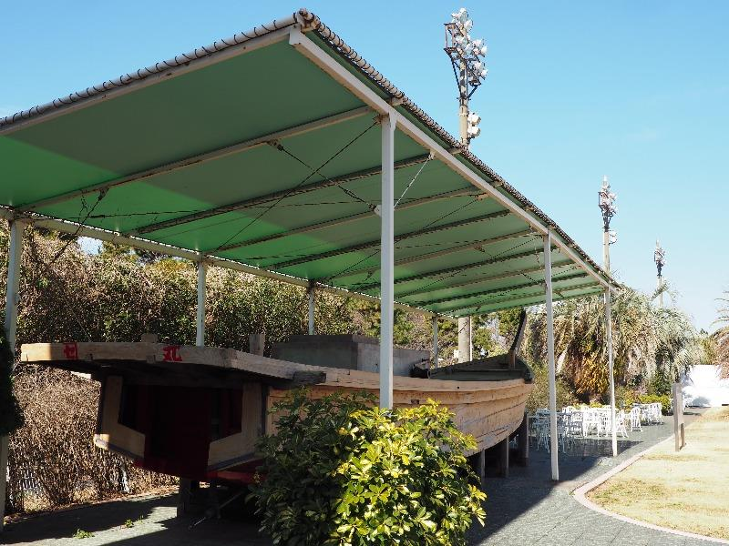 船の科学館 九十九里木造漁船