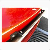 T-WEST Ferrari 458 イタリア フロントナンバーステー