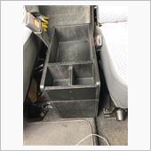 自作ドリンクホルダー&ゴミ箱