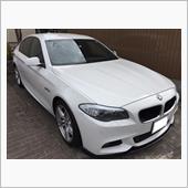 """""""BMW アクティブハイブリッド 5""""の愛車アルバム"""