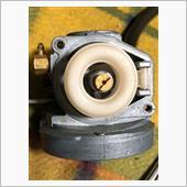キャブレター清掃OHフロート、フロートバルブ交換。
