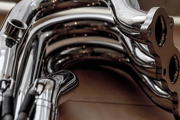 ホンダ・ビート エキゾースト・マニホールド エキマニ EXマニ レーシングマニ NUSARI TYPE-R Honda Beat Exhaust Manifold