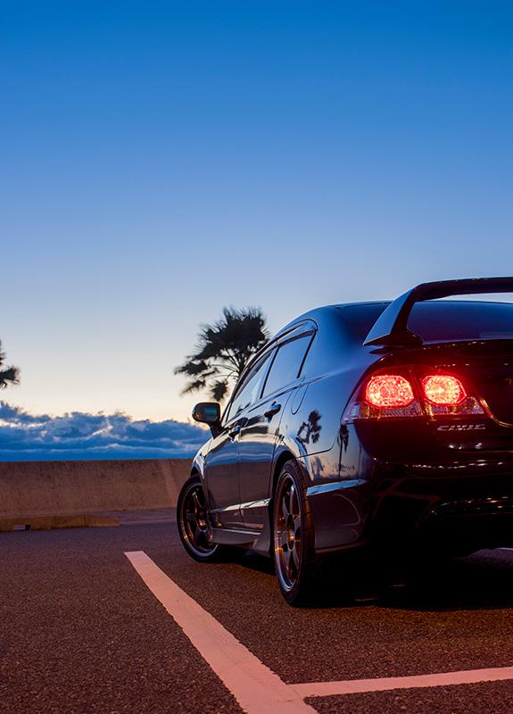Honda CIVIC シビック タイプR FD2