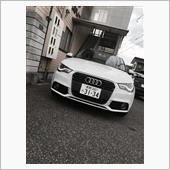 """""""アウディ A1 スポーツバック""""の愛車アルバム"""