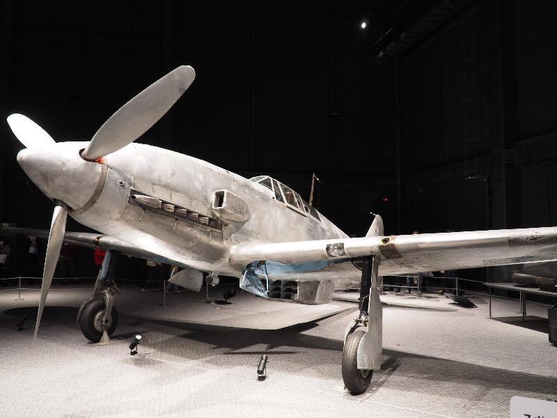 かかみがはら航空宇宙科学博物館 陸軍 三式戦闘機二型「飛燕」(1)