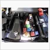 インジェクターを中古部品に交換 これで暫く安心です。