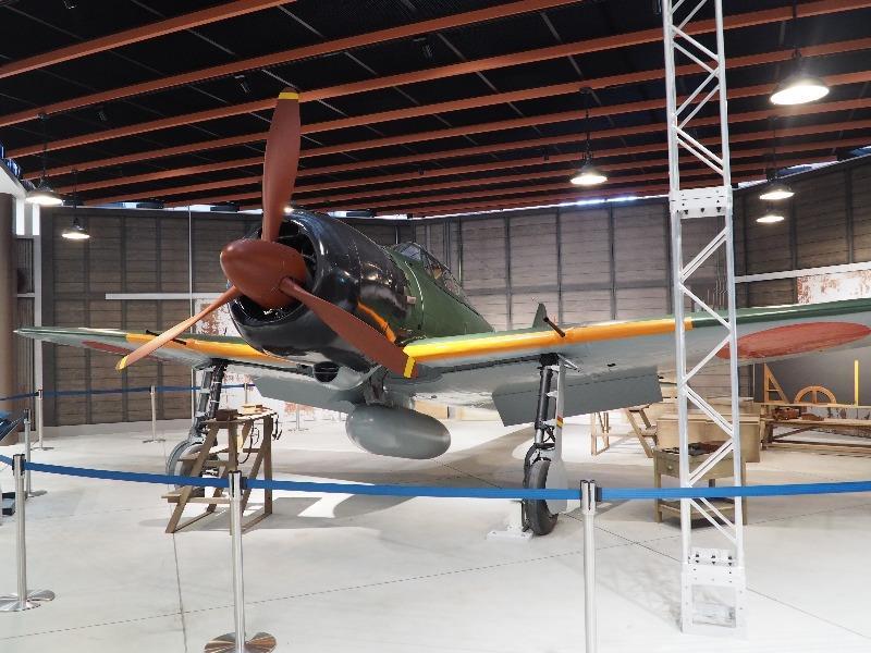 あいち航空ミュージアム 零式艦上戦闘機