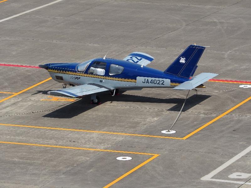 あいち航空ミュージアム 屋上展望デッキ ソカタ TB-21 Trinidad TC(JA4022)