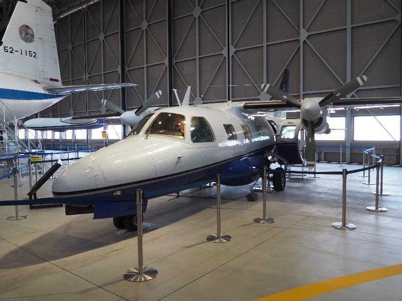 あいち航空ミュージアム 三菱重工業 MU-2