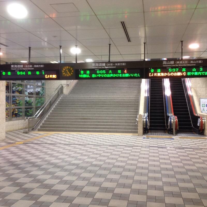 JR岐阜駅 1F(2)