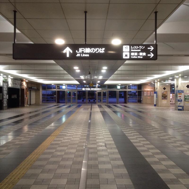 JR岐阜駅 1F(1)