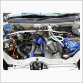 SCUD INTEGRAL POWER SCUD 吸気濾過システム version1