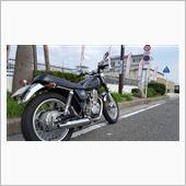 """""""ヤマハ SR400""""の愛車アルバム"""