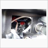 SEIWA セイワ(SEIWA) 車内 イルミネーション LEDフロアライト4連 ホワイト2×ブルー