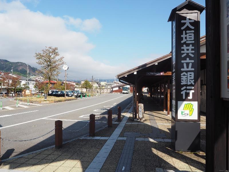 飛騨古川駅 タクシー乗り場