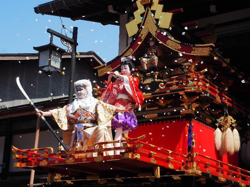 白虎台組 子供歌舞伎(2)
