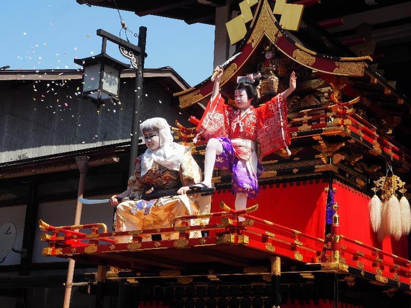 白虎台組 子供歌舞伎(3)