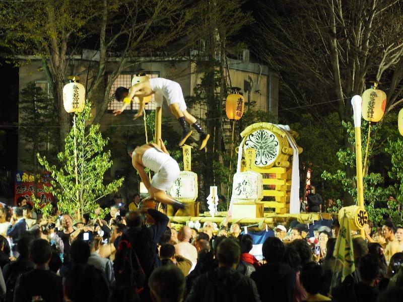 まつり広場 夜祭(2)