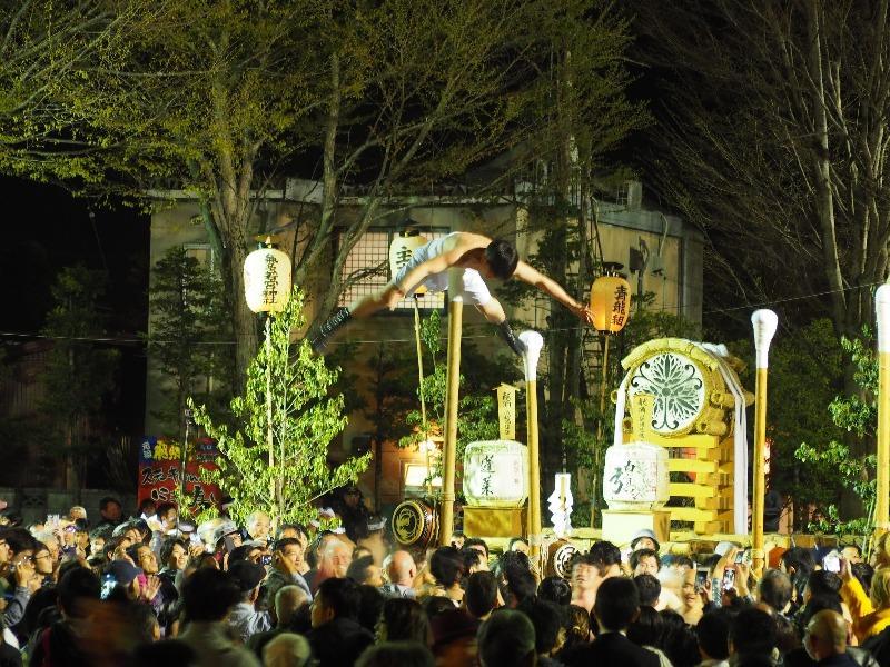 まつり広場 夜祭(3)