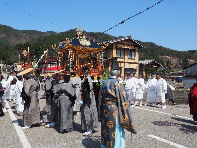 気多若宮神社 神幸祭 御神輿御巡行(3)