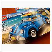 VW  / フォルクスワーゲン純正 LEGO Beetleの画像