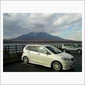 富士山とロクザ