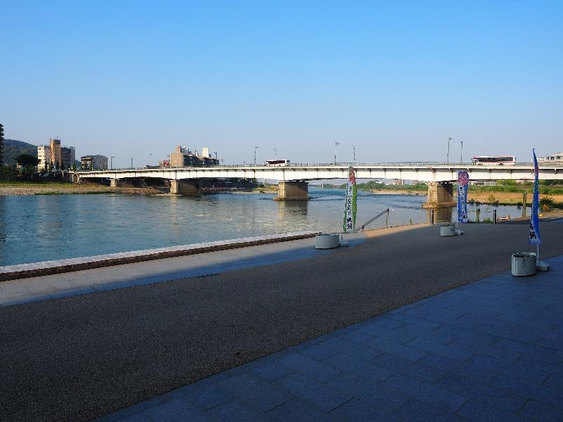 長良川プロムナード 長良橋