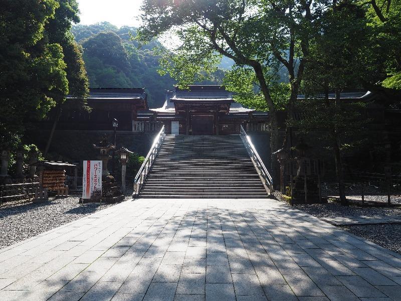 伊奈波神社 本殿